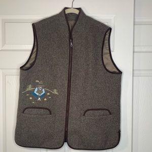 Kirsten Mode Design | Wool Blend Vest
